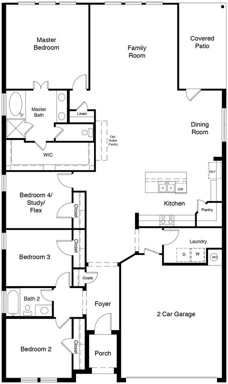 1232 KERRVILLE  Lane, Weatherford, Texas 76087 - Acquisto Real Estate best mckinney realtor hannah ewing stonebridge ranch expert