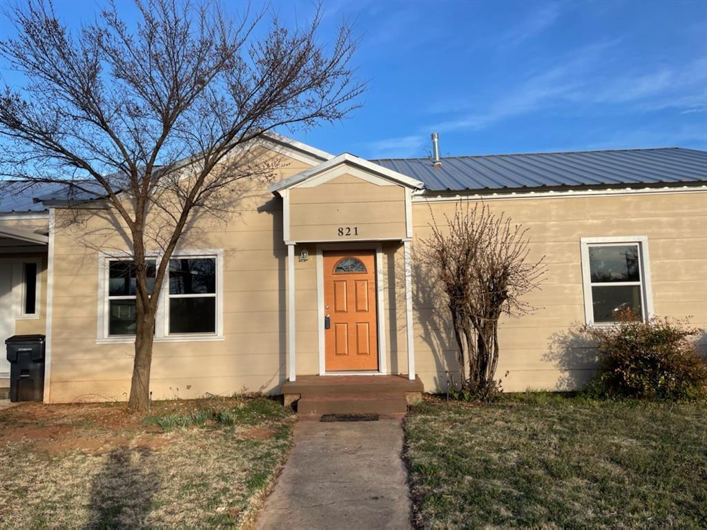 821 Oak  Merkel, Texas 79536 - Acquisto Real Estate best plano realtor mike Shepherd home owners association expert