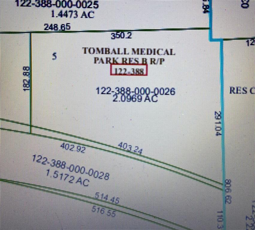 Medical Complex Drive  Street, Tomball, Texas 77375 - Acquisto Real Estate best frisco realtor Amy Gasperini 1031 exchange expert