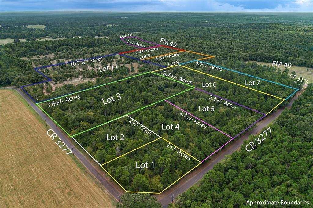 Lot 6 County Road 3277  Mineola, Texas 75773 - acquisto real estate best allen realtor kim miller hunters creek expert