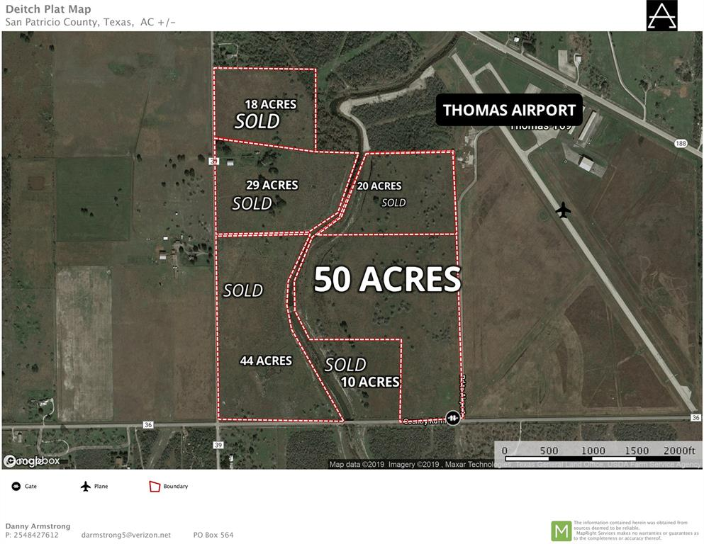 TBA County Rd 2367  Sinton, Texas 78387 - Acquisto Real Estate best frisco realtor Amy Gasperini 1031 exchange expert
