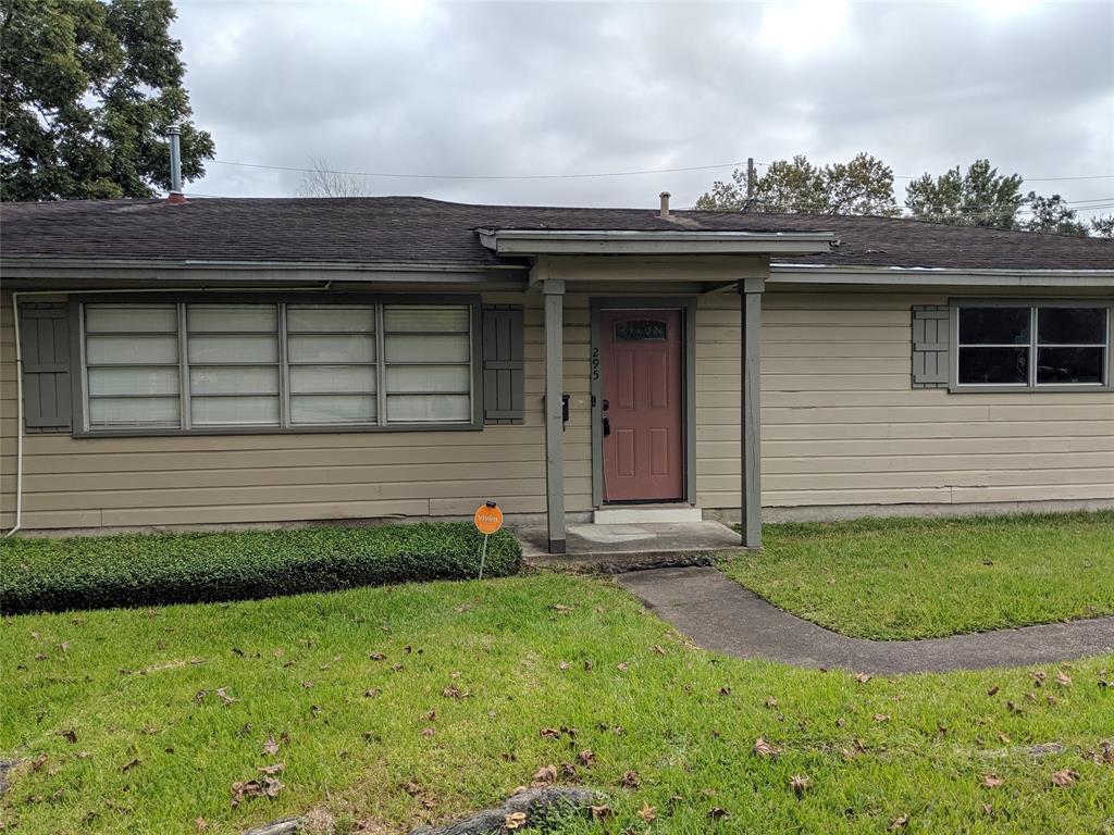 295 Caldwood  Drive, Beaumont, Texas 77707 - Acquisto Real Estate best frisco realtor Amy Gasperini 1031 exchange expert
