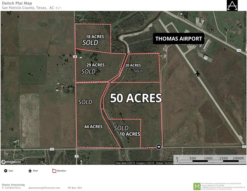 TBA County Road 1144  Sinton, Texas 78387 - Acquisto Real Estate best frisco realtor Amy Gasperini 1031 exchange expert
