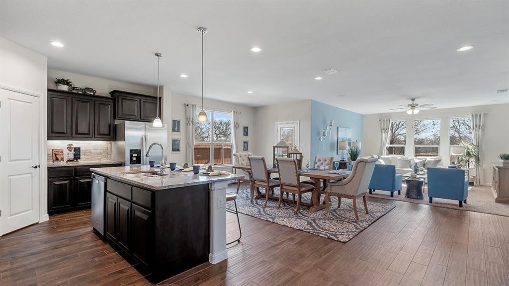 1232 KERRVILLE  Lane, Weatherford, Texas 76087 - acquisto real estate best prosper realtor susan cancemi windfarms realtor