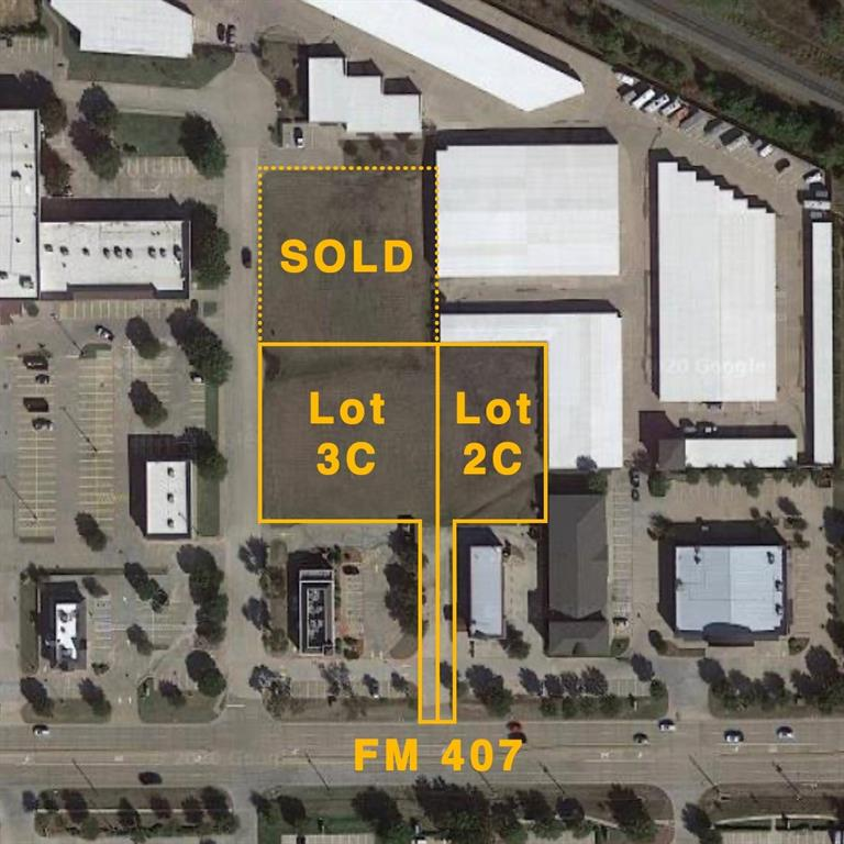 Lot 2C Fm 407  Highland Village, Texas 76226 - Acquisto Real Estate best frisco realtor Amy Gasperini 1031 exchange expert