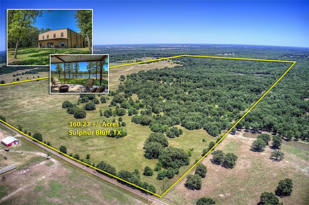 2300 County Road 3546  Sulphur Bluff, Texas 75481 - Acquisto Real Estate best frisco realtor Amy Gasperini 1031 exchange expert