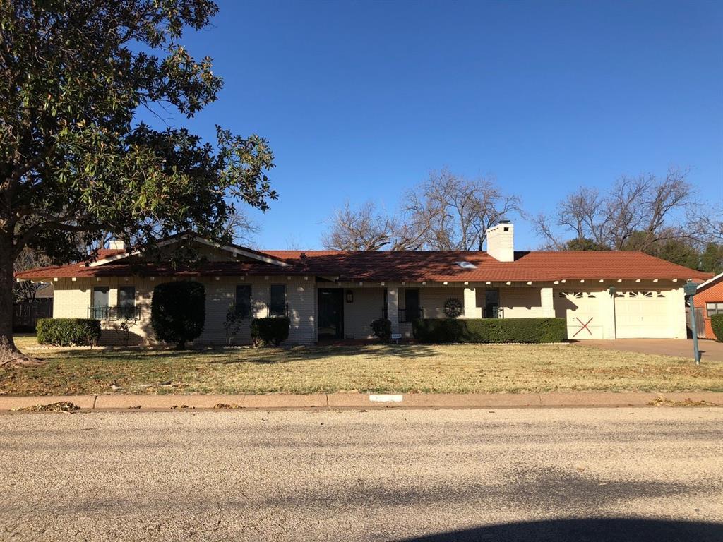 2905 Denison  Avenue, Snyder, Texas 79549 - Acquisto Real Estate best frisco realtor Amy Gasperini 1031 exchange expert