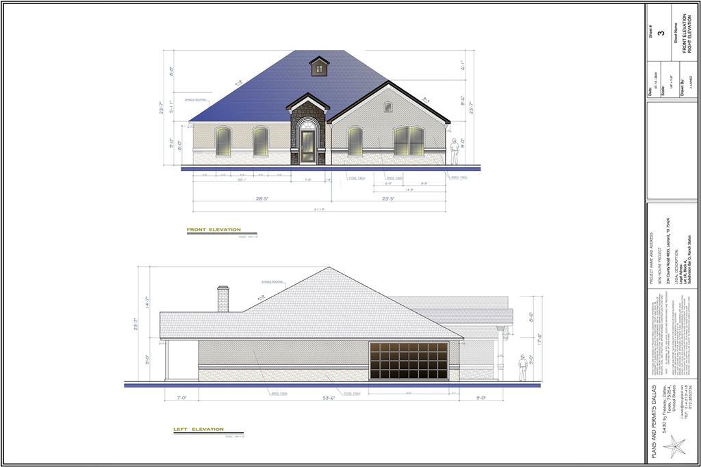234 County Road 4833  Leonard, Texas 75452 - Acquisto Real Estate best frisco realtor Amy Gasperini 1031 exchange expert
