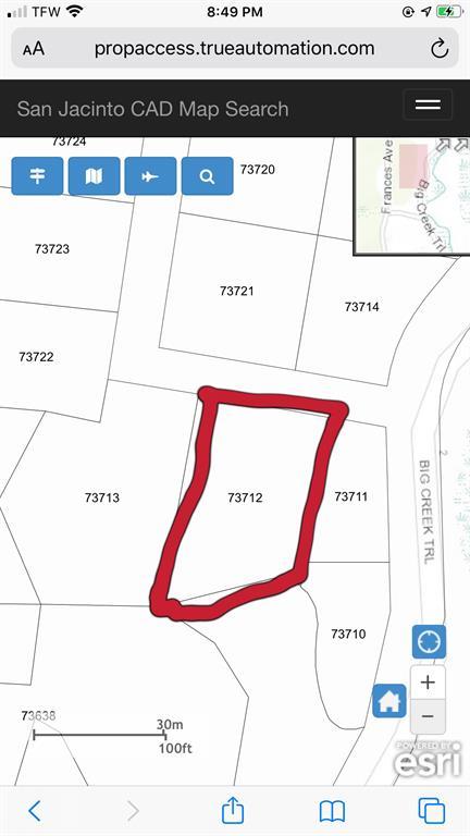 000 Big  Creek, Shepherd, Texas 77371 - Acquisto Real Estate best frisco realtor Amy Gasperini 1031 exchange expert