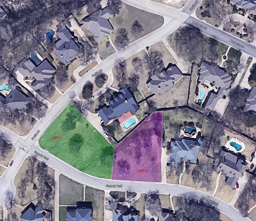 3805 Granada-Lot 2  Denton, Texas 76205 - Acquisto Real Estate best frisco realtor Amy Gasperini 1031 exchange expert