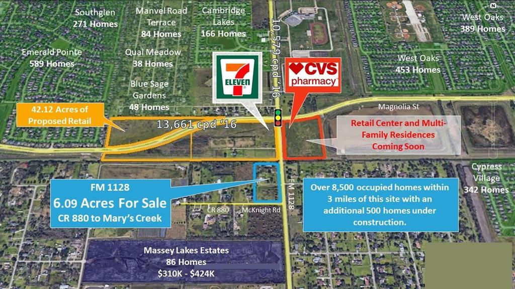 3618 Manvel Road Fm 1128  Pearland, Texas 77584 - Acquisto Real Estate best frisco realtor Amy Gasperini 1031 exchange expert