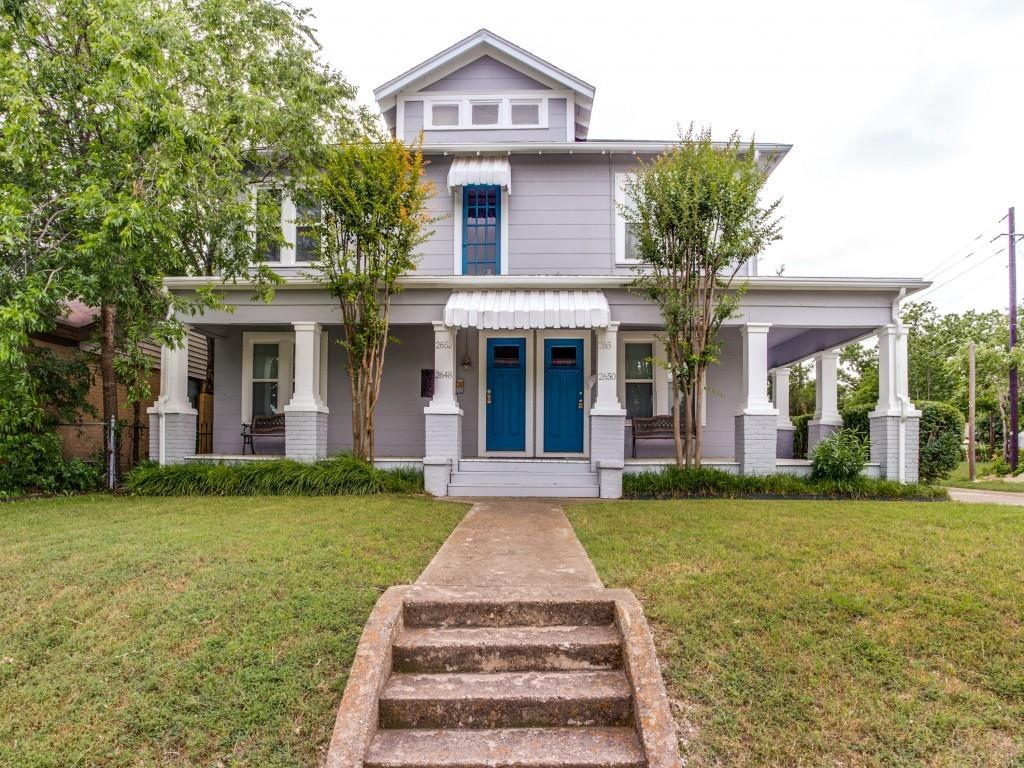 2650 Gladstone  Drive, Dallas, Texas 75211 - Acquisto Real Estate best frisco realtor Amy Gasperini 1031 exchange expert