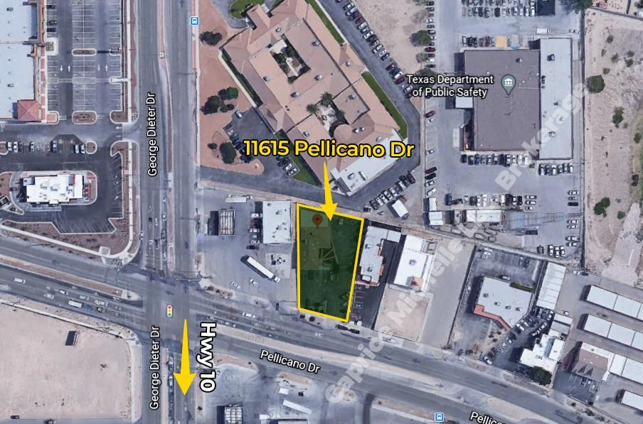 11615 Pellicano Drive  El Paso, Texas 79936 - Acquisto Real Estate best frisco realtor Amy Gasperini 1031 exchange expert