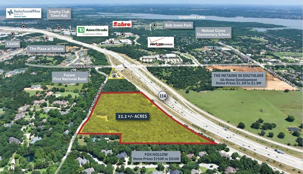 1835 Shady Oaks  Drive, Southlake, Texas 76092 - Acquisto Real Estate best frisco realtor Amy Gasperini 1031 exchange expert