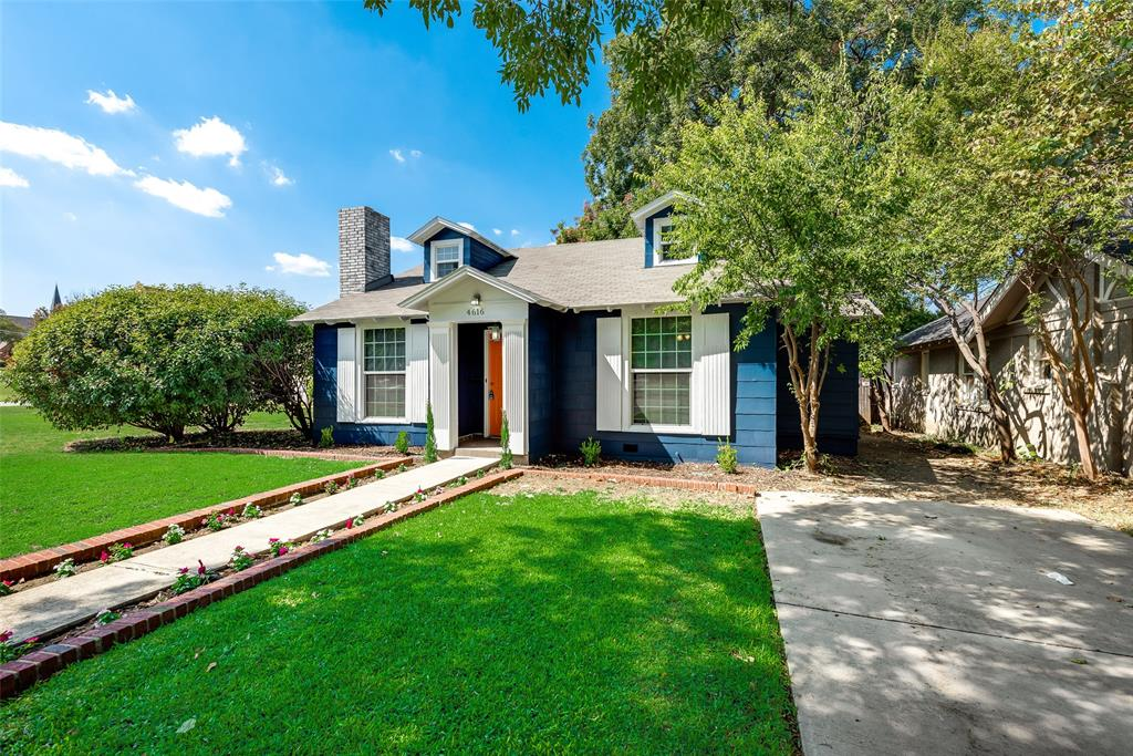 4616 Byers  Avenue, Fort Worth, Texas 76107 - acquisto real estate best allen realtor kim miller hunters creek expert