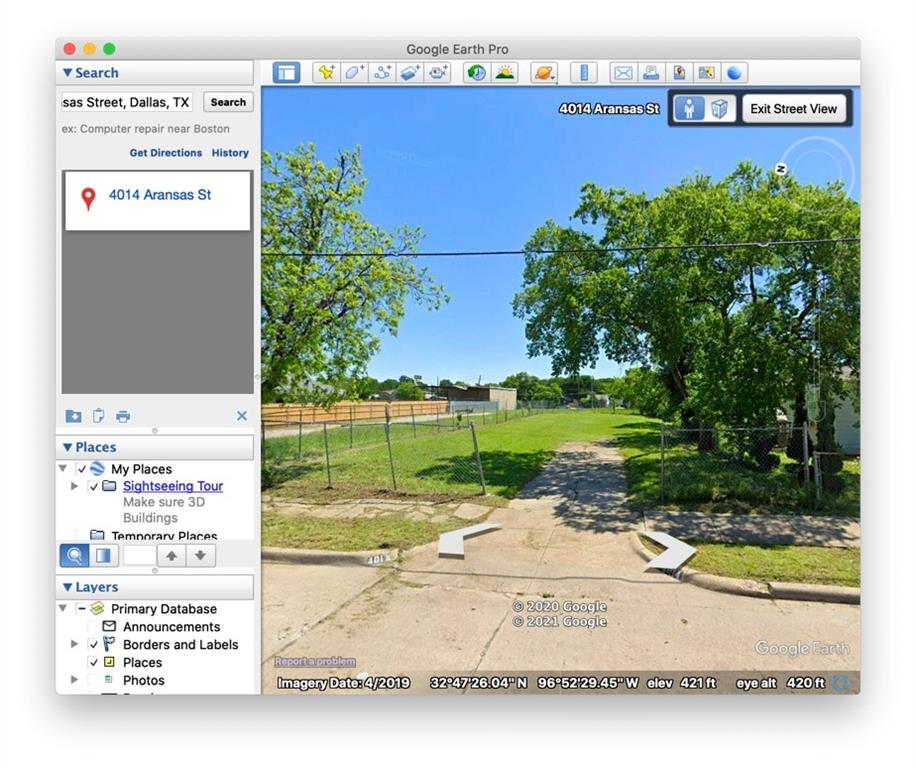 4014 Aransas  Street, Dallas, Texas 75212 - Acquisto Real Estate best frisco realtor Amy Gasperini 1031 exchange expert
