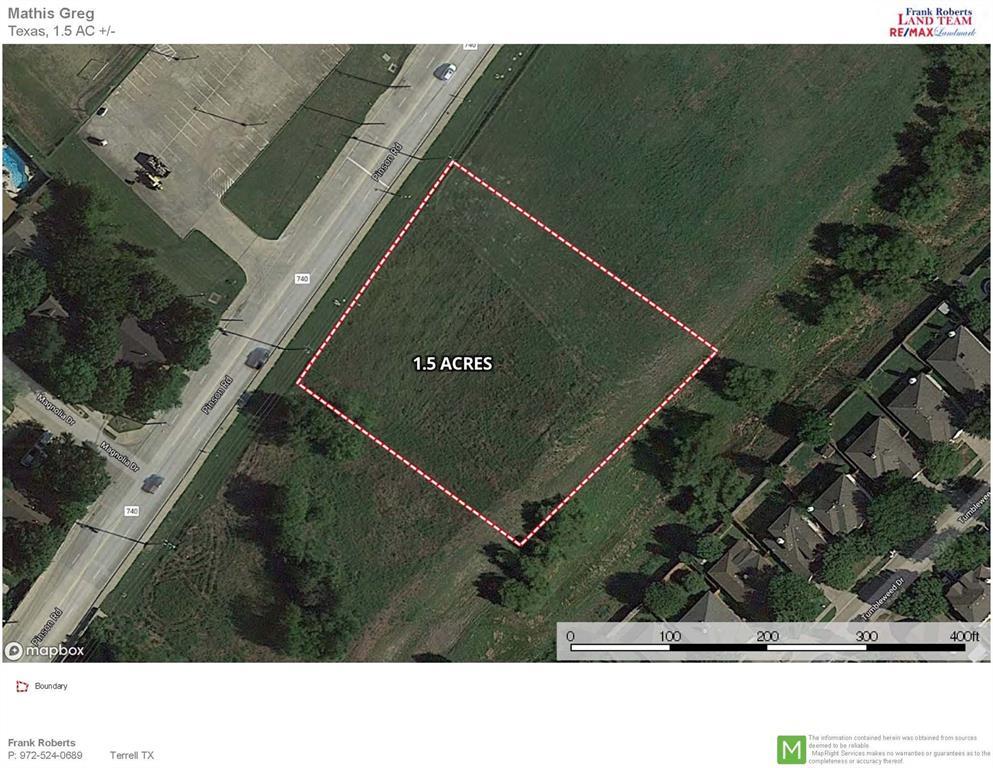 TBD Pinson  Road, Forney, Texas 75126 - Acquisto Real Estate best frisco realtor Amy Gasperini 1031 exchange expert