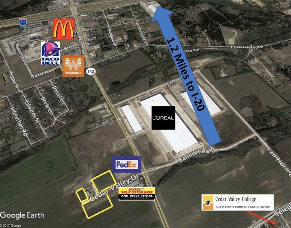 1023 Cedar Valley  Drive, Lancaster, Texas 75134 - Acquisto Real Estate best frisco realtor Amy Gasperini 1031 exchange expert