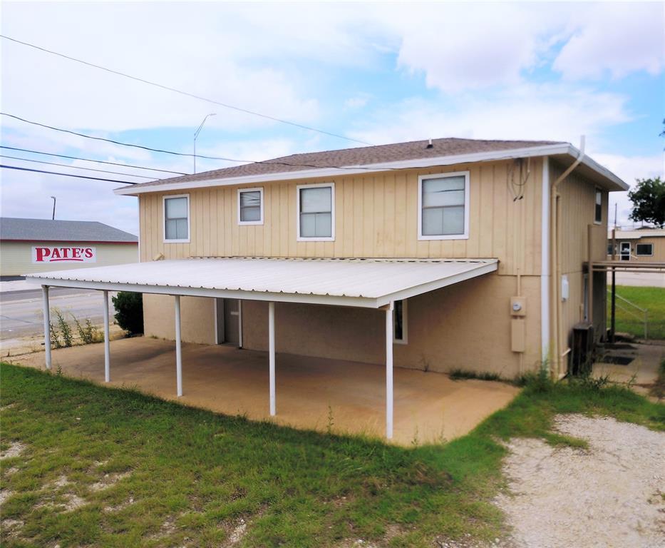 711 Walker  Street, Breckenridge, Texas 76424 - acquisto real estate best allen realtor kim miller hunters creek expert