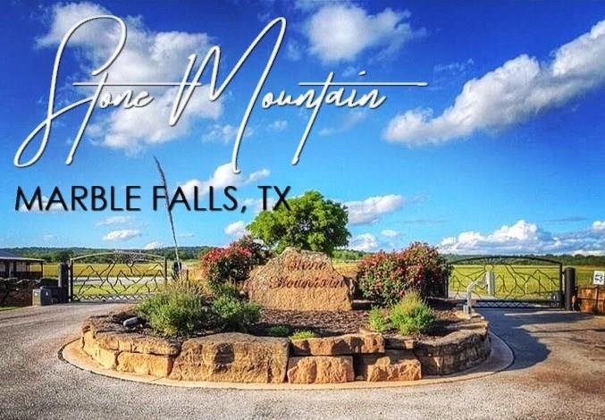 Lot 3b Stone Mountain  Marble Falls, Texas 78654 - Acquisto Real Estate best frisco realtor Amy Gasperini 1031 exchange expert