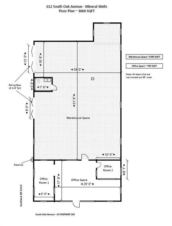 612 Oak  Avenue, Mineral Wells, Texas 76067 - Acquisto Real Estate best frisco realtor Amy Gasperini 1031 exchange expert