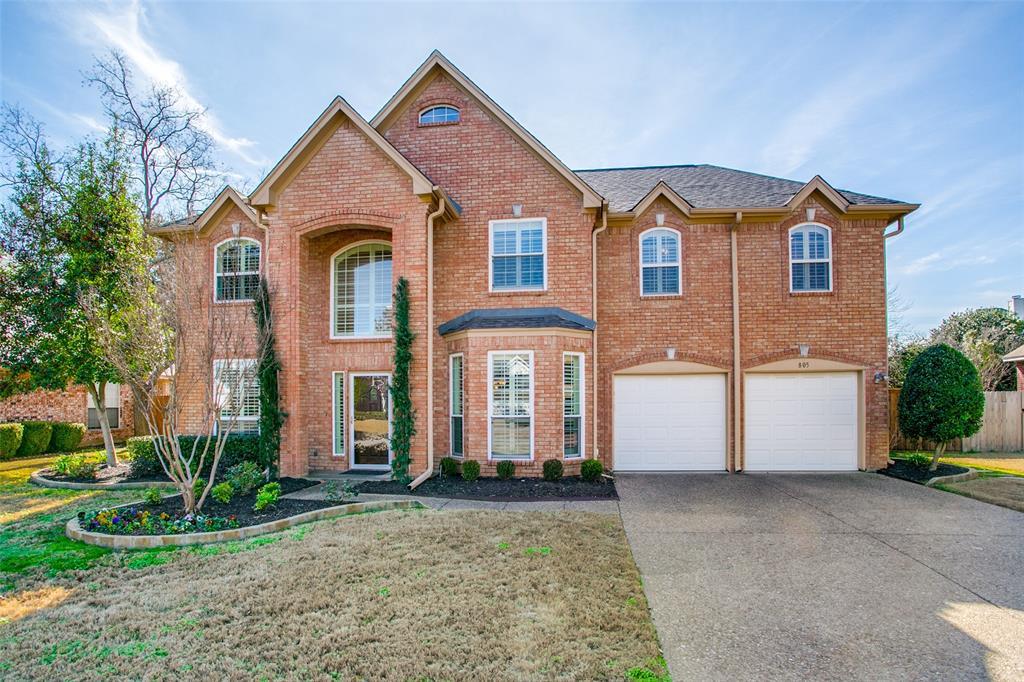 805 Crystal  Lane, Hurst, Texas 76054 - Acquisto Real Estate best frisco realtor Amy Gasperini 1031 exchange expert