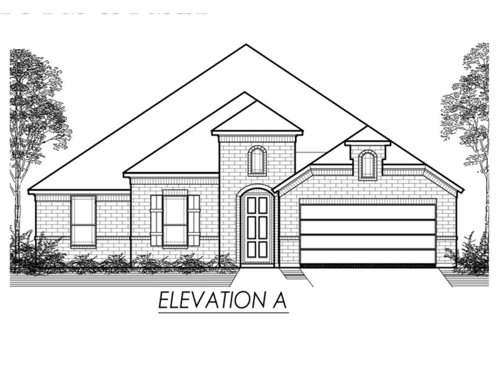 2524 Bunker Hill  Drive, Burleson, Texas 76028 - Acquisto Real Estate best frisco realtor Amy Gasperini 1031 exchange expert