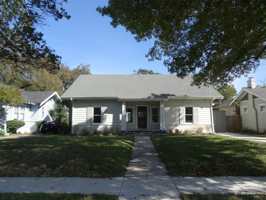 402 Rosemont  Avenue, Dallas, Texas 75208 - Acquisto Real Estate best frisco realtor Amy Gasperini 1031 exchange expert
