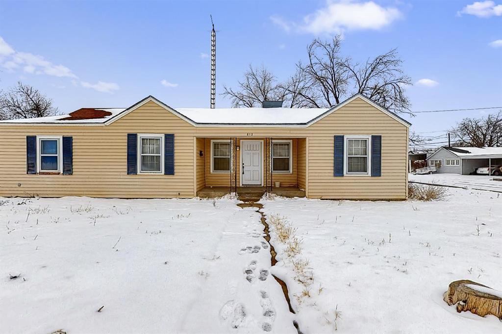 812 Bruce  Avenue, Monahans, Texas 79756 - Acquisto Real Estate best frisco realtor Amy Gasperini 1031 exchange expert