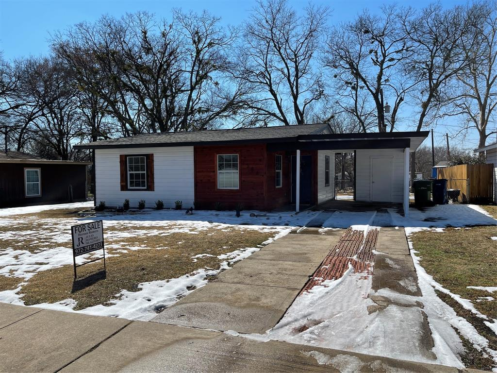 1356 Greenwood  Drive, Garland, Texas 75041 - Acquisto Real Estate best frisco realtor Amy Gasperini 1031 exchange expert