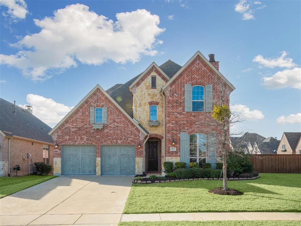 7812 Strathmill  Drive, The Colony, Texas 75056 - Acquisto Real Estate best frisco realtor Amy Gasperini 1031 exchange expert