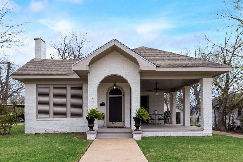 4603 Wesley  Greenville, Texas 75401 - Acquisto Real Estate best frisco realtor Amy Gasperini 1031 exchange expert