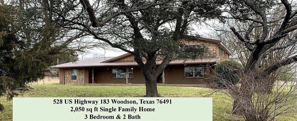 528 US Highway 183  Woodson, Texas 76491 - Acquisto Real Estate best frisco realtor Amy Gasperini 1031 exchange expert