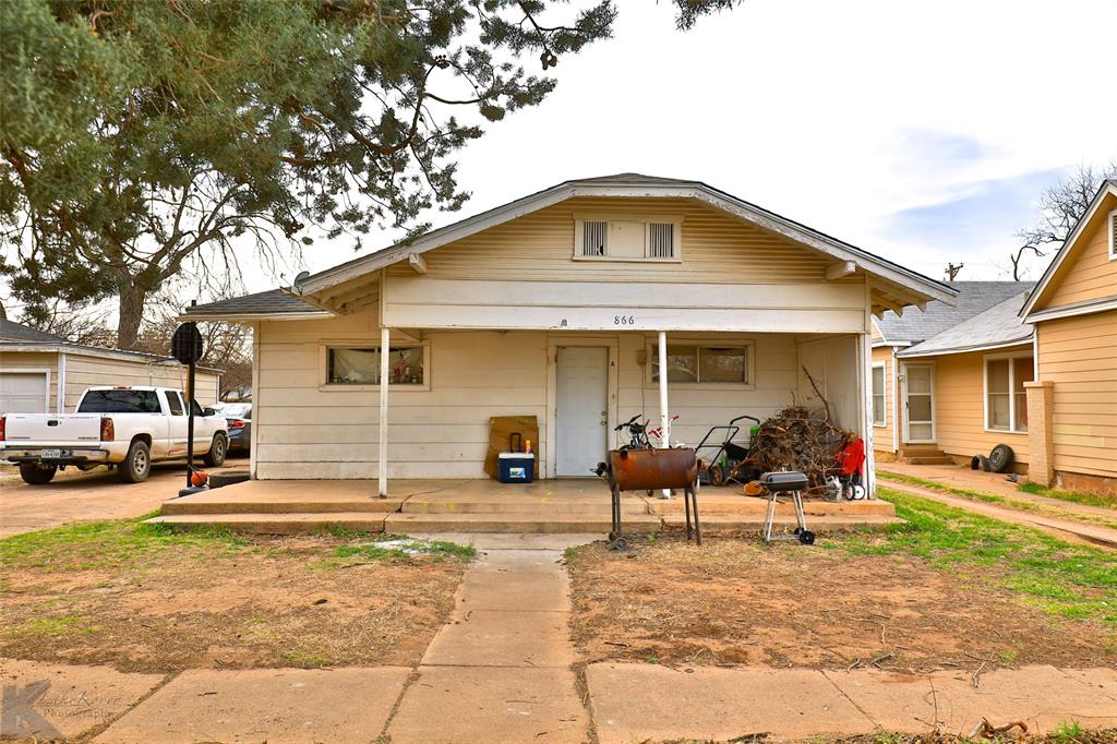 866 Beech  Street, Abilene, Texas 79601 - acquisto real estate best real estate company to work for