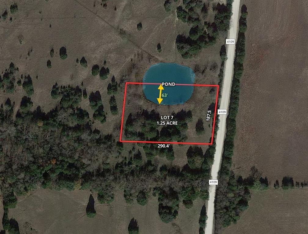 Lot 7 County Rd 4109  Greenville, Texas 75401 - Acquisto Real Estate best frisco realtor Amy Gasperini 1031 exchange expert