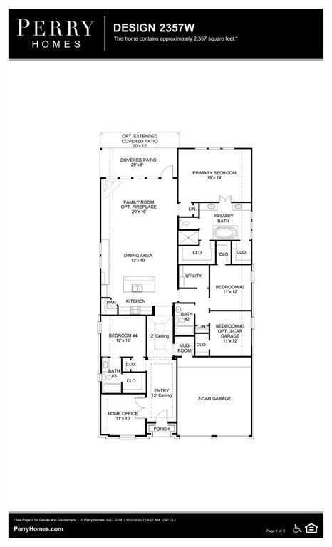 2720 Eccleston  Street, Celina, Texas 75009 - Acquisto Real Estate best mckinney realtor hannah ewing stonebridge ranch expert
