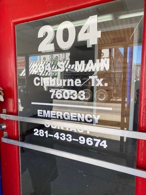204 Main  Street, Cleburne, Texas 76033 - Acquisto Real Estate best frisco realtor Amy Gasperini 1031 exchange expert