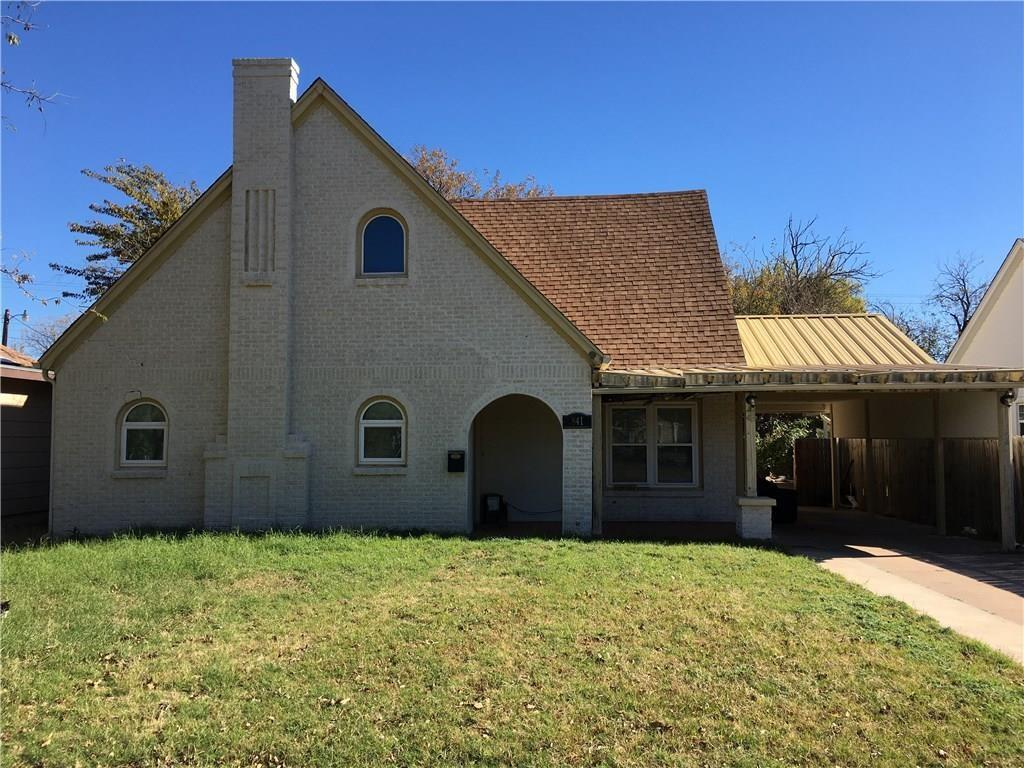 841 Poplar  Street, Abilene, Texas 79602 - Acquisto Real Estate best plano realtor mike Shepherd home owners association expert