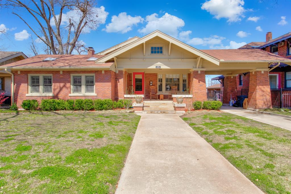 2204 Edwin  Street, Fort Worth, Texas 76110 - Acquisto Real Estate best frisco realtor Amy Gasperini 1031 exchange expert