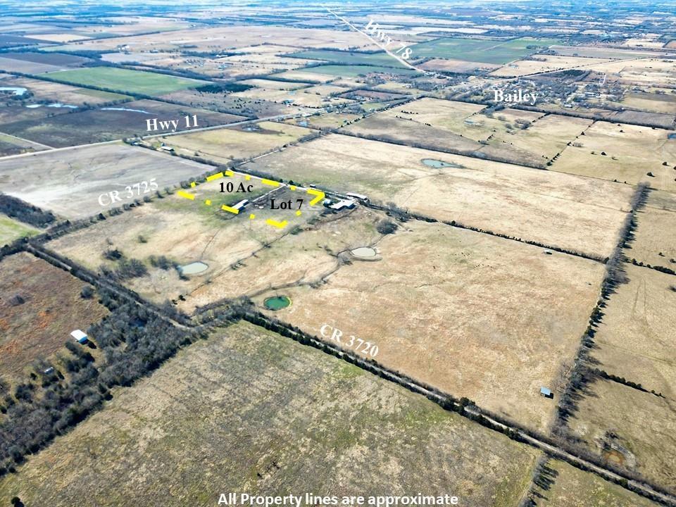 Tract 7 CR 3725  Bailey, Texas 75413 - Acquisto Real Estate best frisco realtor Amy Gasperini 1031 exchange expert