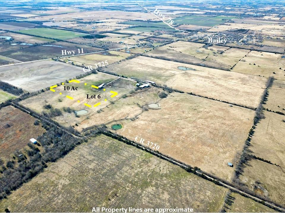 Tract 6 County Road 3725  Bailey, Texas 75413 - Acquisto Real Estate best frisco realtor Amy Gasperini 1031 exchange expert