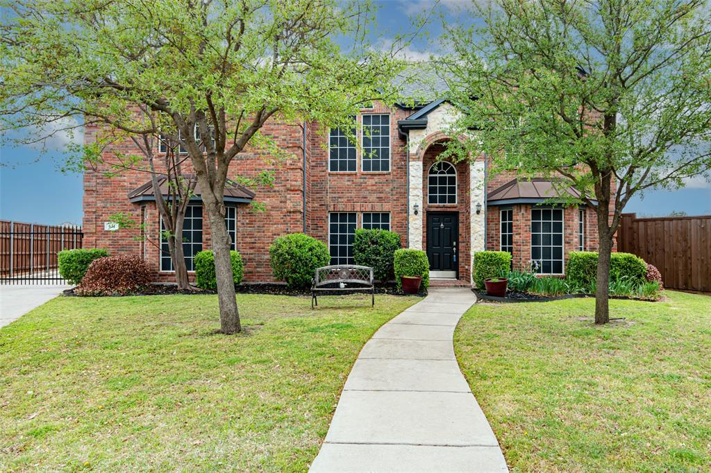 611 Hilltop  Drive, Murphy, Texas 75094 - Acquisto Real Estate best frisco realtor Amy Gasperini 1031 exchange expert