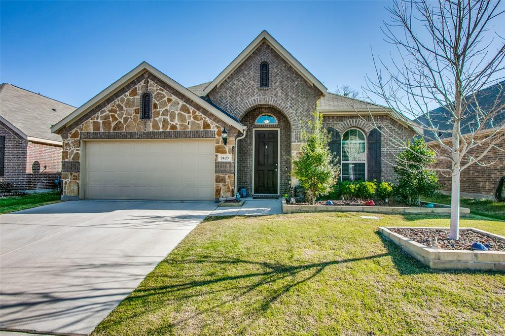 2420 Whispering Pines  Drive, Fort Worth, Texas 76177 - Acquisto Real Estate best frisco realtor Amy Gasperini 1031 exchange expert