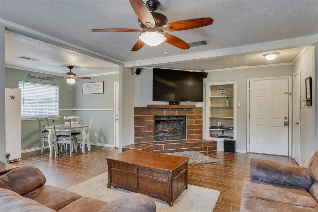 6529 Wooddale  Drive, Watauga, Texas 76148 - acquisto real estate best the colony realtor linda miller the bridges real estate