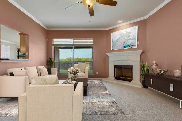 1805 Millbrook  Drive, Midlothian, Texas 76065 - acquisto real estate best allen realtor kim miller hunters creek expert
