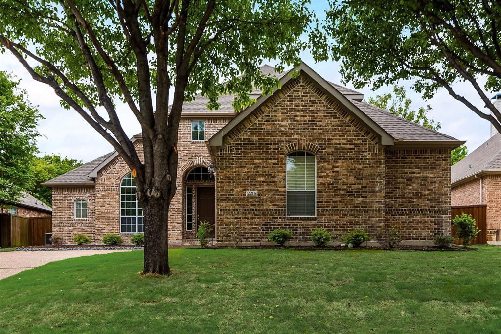 2216 Brenham  Drive, McKinney, Texas 75072 - acquisto real estate best the colony realtor linda miller the bridges real estate