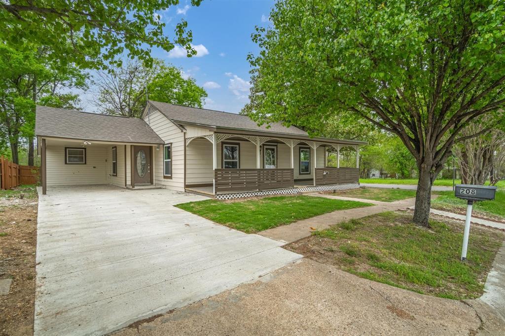 208 Elm  Street, Kemp, Texas 75143 - Acquisto Real Estate best mckinney realtor hannah ewing stonebridge ranch expert