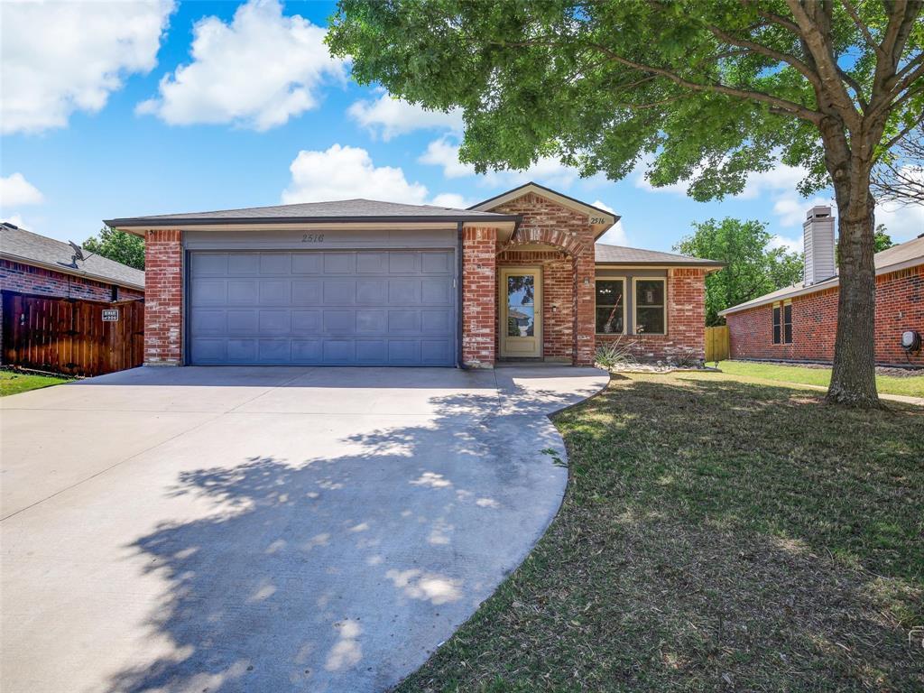 2516 Red Oak  Drive, Little Elm, Texas 75068 - acquisto real estate best allen realtor kim miller hunters creek expert