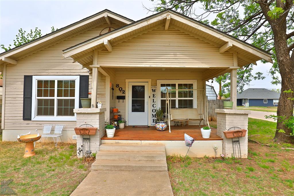 802 Palm  Street, Abilene, Texas 79602 - Acquisto Real Estate best frisco realtor Amy Gasperini 1031 exchange expert