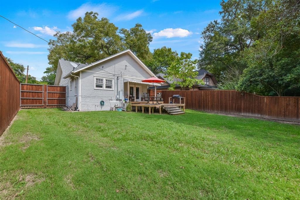 201 Pecan  Street, Terrell, Texas 75160 - acquisto real estate best realtor dfw jody daley liberty high school realtor